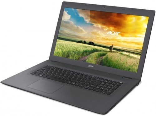 Acer Aspire E17 (E5-772-30S6) šedý + dárek