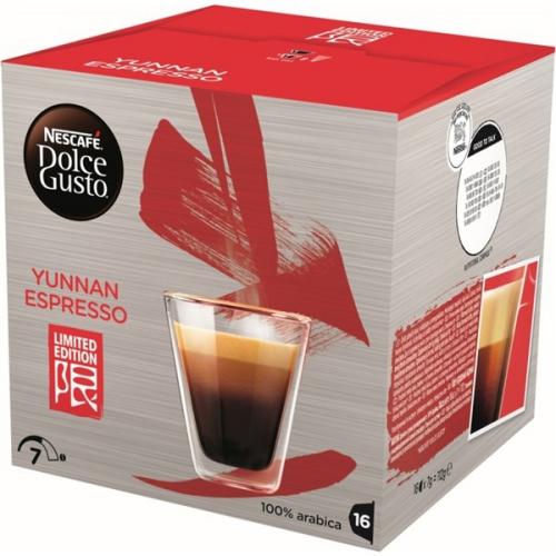 Nescafé Dolce Gusto Espresso YUNNAN