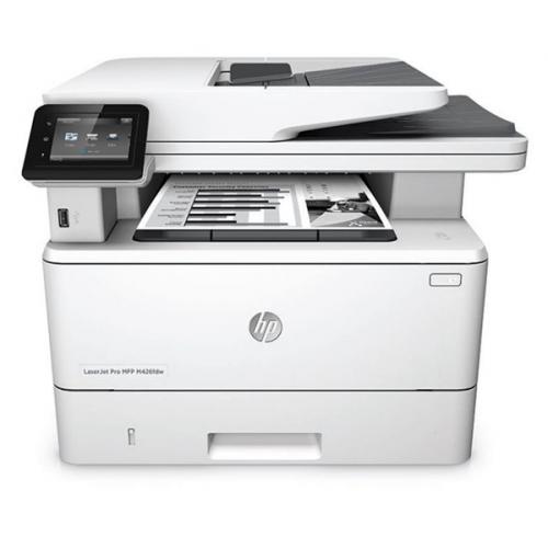 HP LaserJet Pro 400 MFP M426fdn bílá + dárek