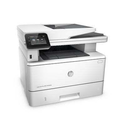 HP LaserJet Pro 400 MFP M426fdw bílá + dárek