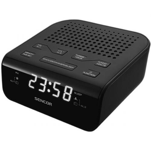 Radiobudík Sencor SRC 136 B černý