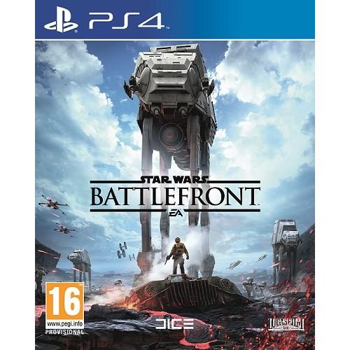 EA PlayStation 4 Star Wars Battlefront