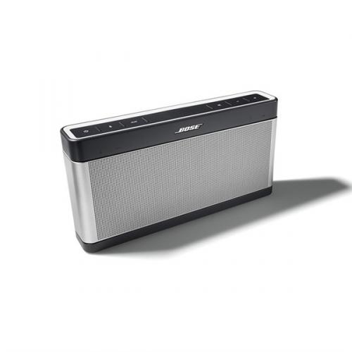 Bose SoundLink Bluetooth III černý/šedý