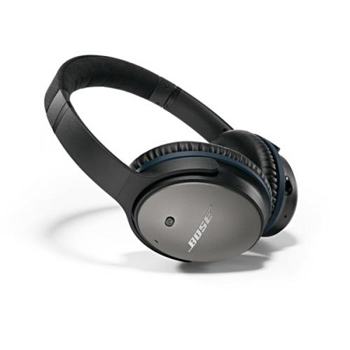 Bose QuietComfort 25 Apple černá