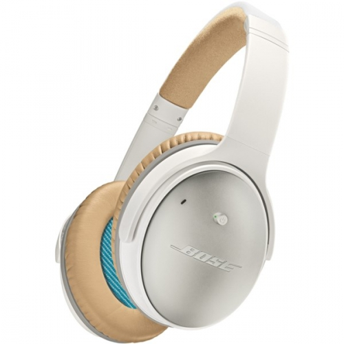 Bose QuietComfort 25 Apple bílá