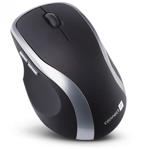 Connect IT WM2200 černá/stříbrná