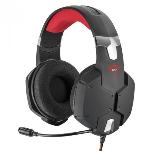Headset Trust GXT 322 Dynamic černý