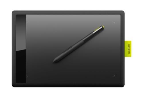 Wacom One By Medium černý
