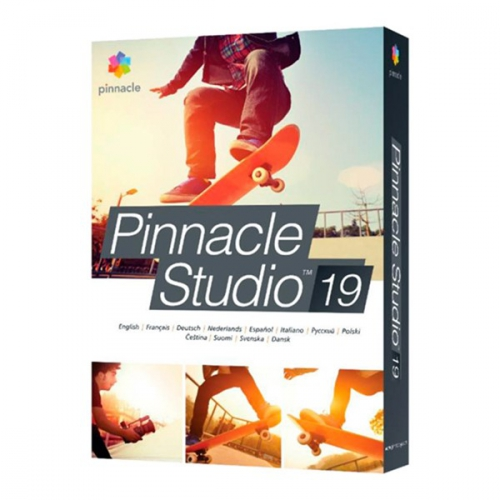 Pinnacle Studio 19 Standard CZ