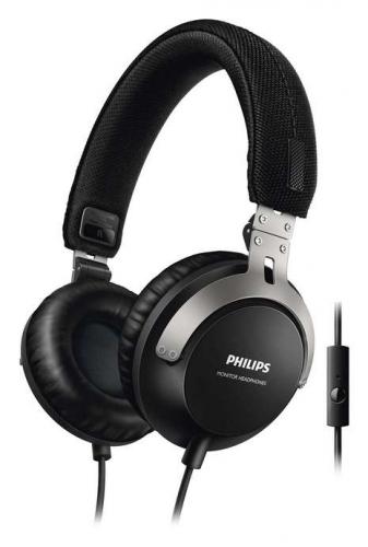 Philips SHL3565BK černá
