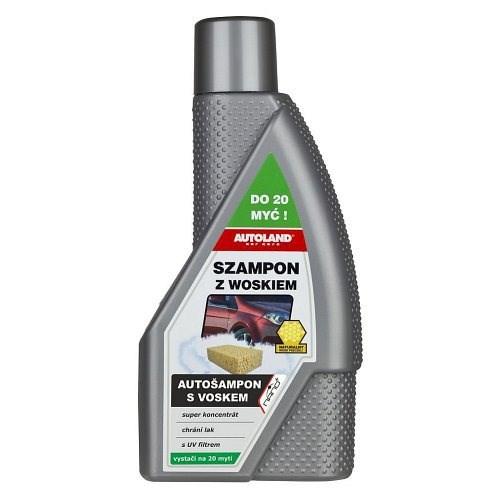 Autoland s voskem, 600 ml