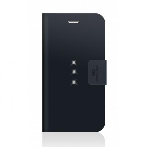 White Diamonds Crystal Wallet pro iPhone 6 černé (WD-1312TRI6)