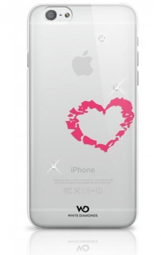 White Diamonds Lipstick Heart pro iPhone 6