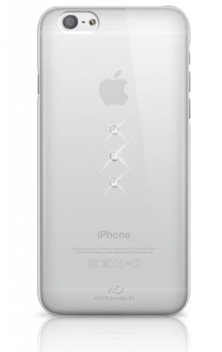 White Diamonds Trinity pro iPhone 6 průhledný