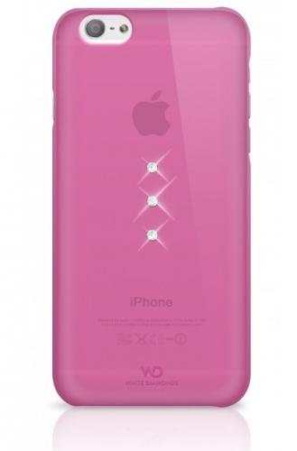 White Diamonds Trinity pro iPhone 6 růžový
