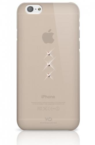 White Diamonds Trinity pro iPhone 6 zlatý