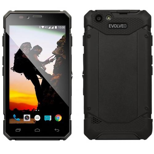 Evolveo StrongPhone Q6 LTE černý + dárky