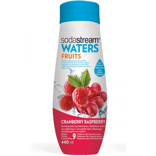 SodaStream FREE BRUSINKA - MALINA 440ml