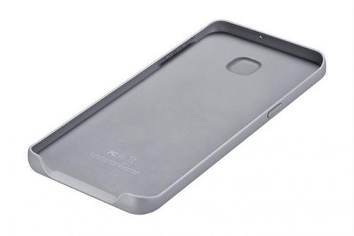 Samsung s baterií, pro Galaxy S6 Edge+ (EP-TG928B) stříbrný