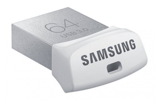 Samsung FIT 64GB bílý