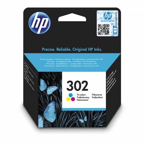 HP 302, F6U65AE