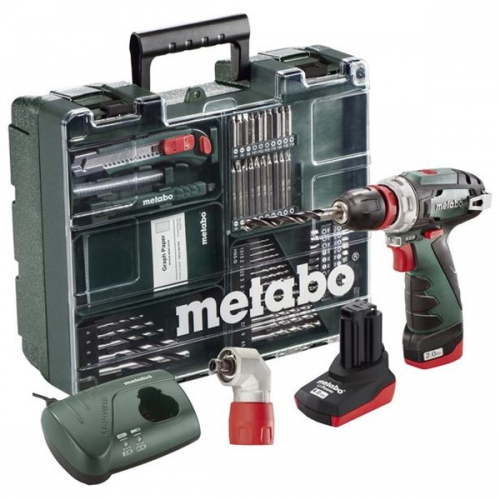 Metabo PowerMaxx BS Quick Pro MD 1x2Ah