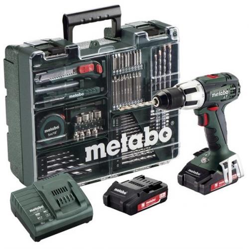 Metabo SB18LT MD 2x2,0Ah 1-13m
