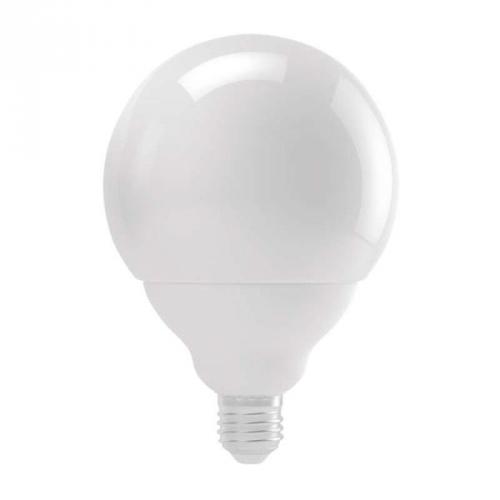 EMOS globe, 18W, E27, teplá bílá