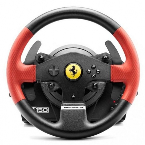 Thrustmaster T150 Ferrari pro PS4, PS3, PC + pedály