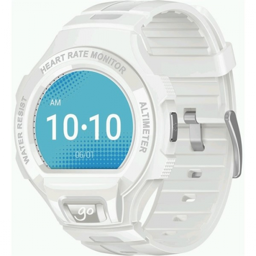 ALCATEL ONETOUCH GO WATCH SM03, White/Light Grey