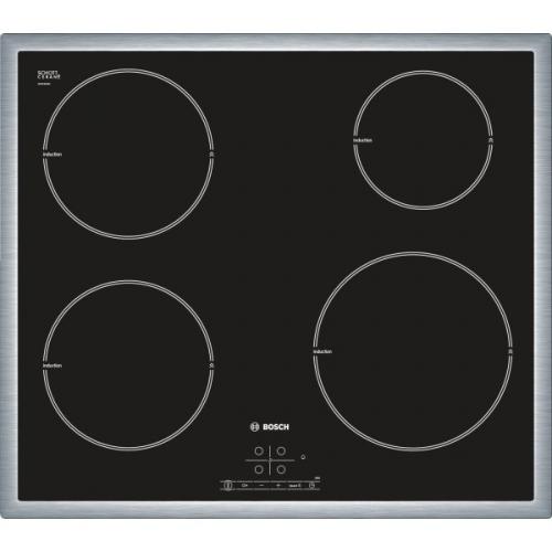 Bosch PIE645B18E černá/nerez