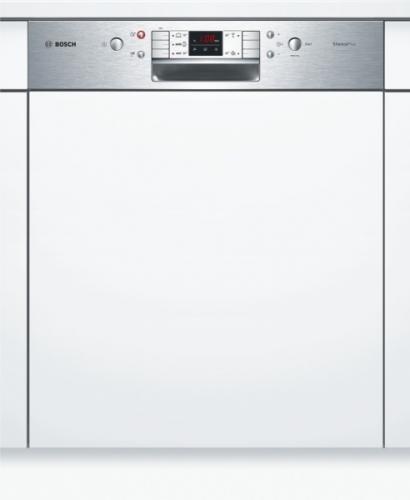 Bosch Silence Plus SMI53P65EU nerez