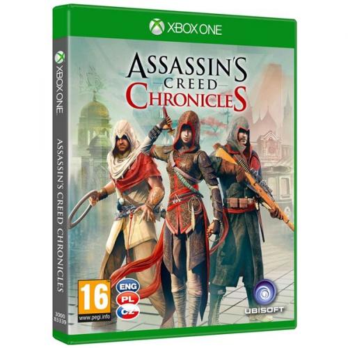 Ubisoft Xbox One Assassins Creed Chronicles