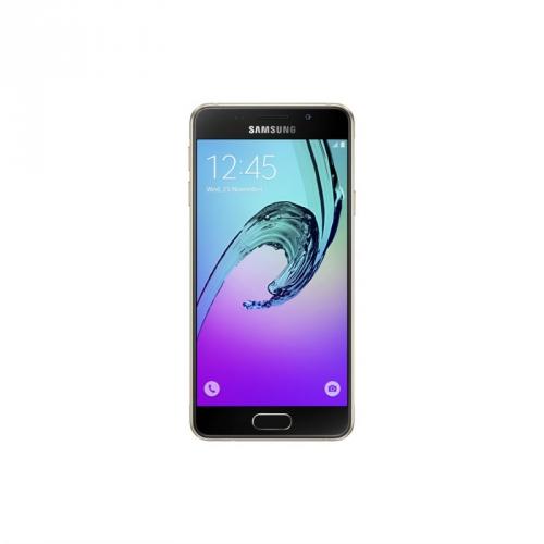Samsung Galaxy A3 2016 (SM-A310F) zlatý + dárek