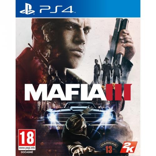2K Games PlayStation 4 Mafia III