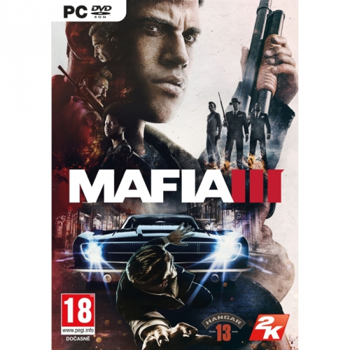 Fotografie 2K Games PC Mafia III