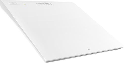 Samsung SE-208GB 8x, USB, slim bílá