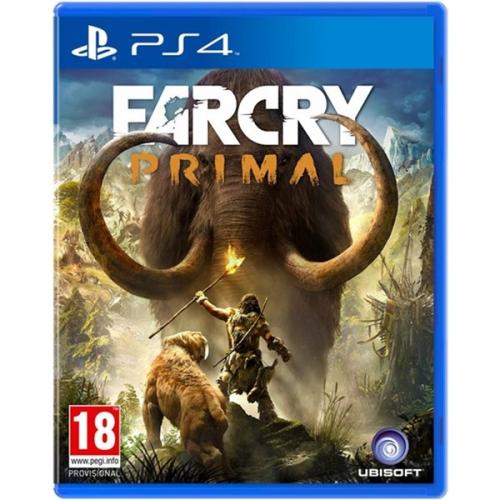 Ubisoft PlayStation 4 Far Cry Primal (3307215941782)