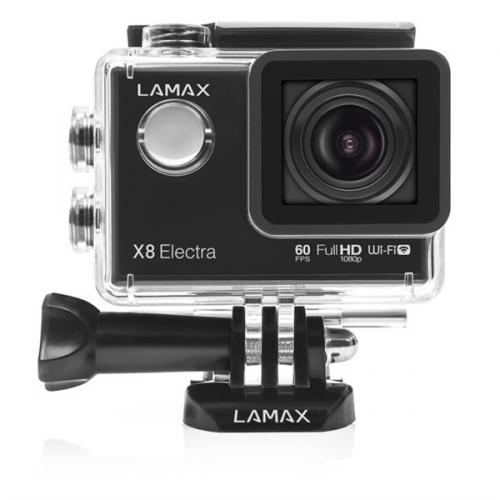 Lamax Action X8 Electra černá