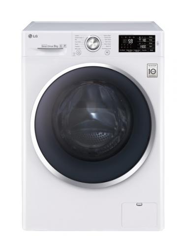 LG Direct Drive F94U2VCN2 černá/bílá