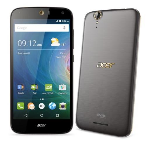 Acer Liquid Z630S LTE černý/zlatý