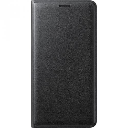 Pouzdro na mobil flipové Samsung pro Galaxy J3 2016 černé