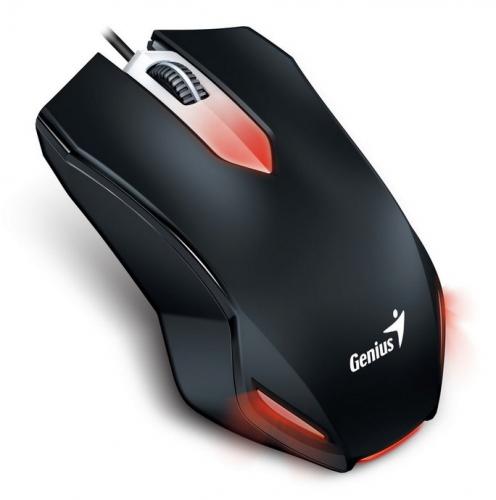 Genius GX Gaming X-G200 černá