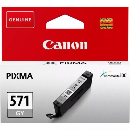 Canon CLI-571G šedý