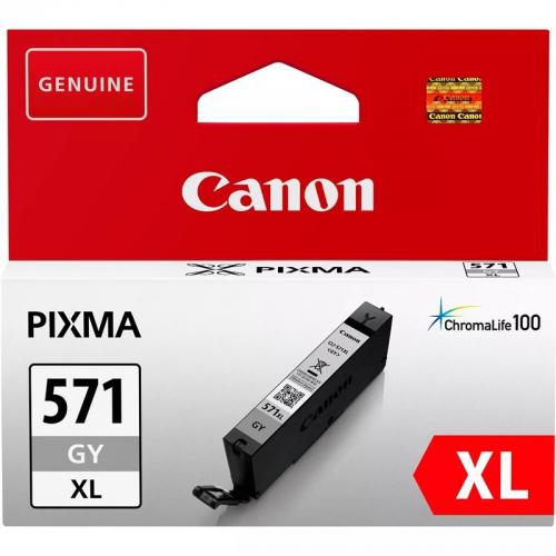 Canon CLI-571XL G šedý