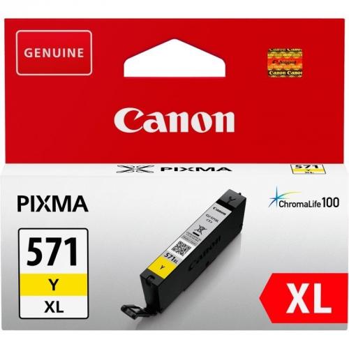 Canon CLI-571XL Y žlutý
