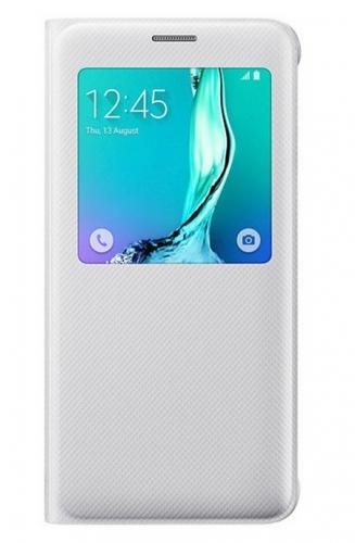 Samsung S-View pro Galaxy S6 Edge+ (EF-CG928P) bílé