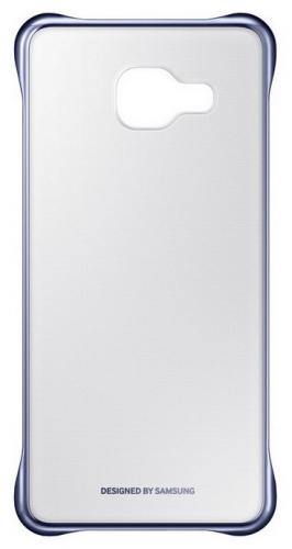 Samsung Clear Cover pro Galaxy A5 2016 černý
