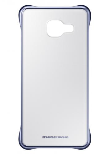 Samsung Clear Cover pro Galaxy A3 2016 (EF-QA310C) černý (EF-QA310CBEGWW)