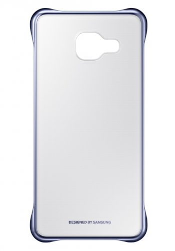 Samsung Clear Cover pro Galaxy A3 2016 černý
